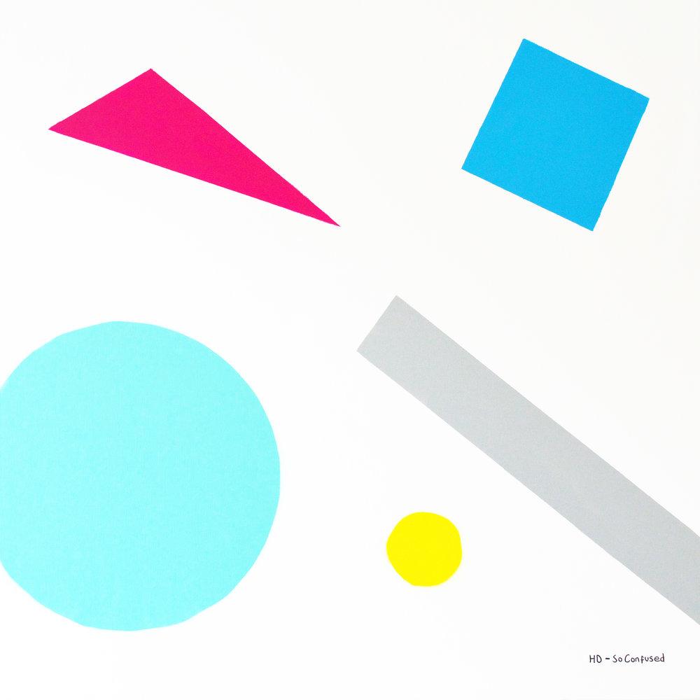 Above: Official artwork for the latest single (Artist -Ruth Knapp)