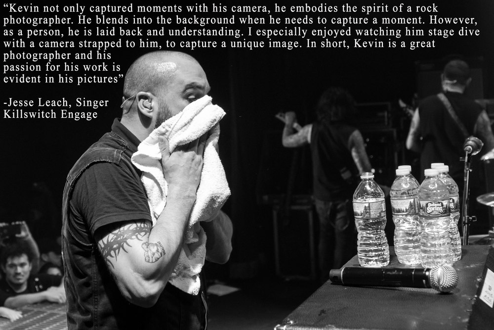 Jesse Leach - Killswitch Engage