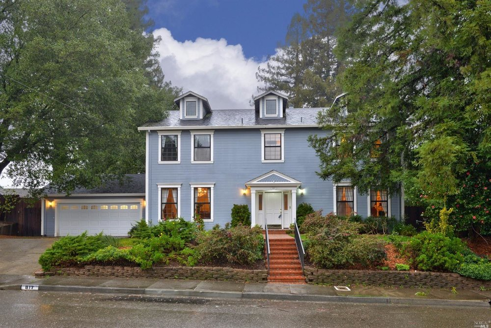 Healdsburg - Sold for $1,382,000