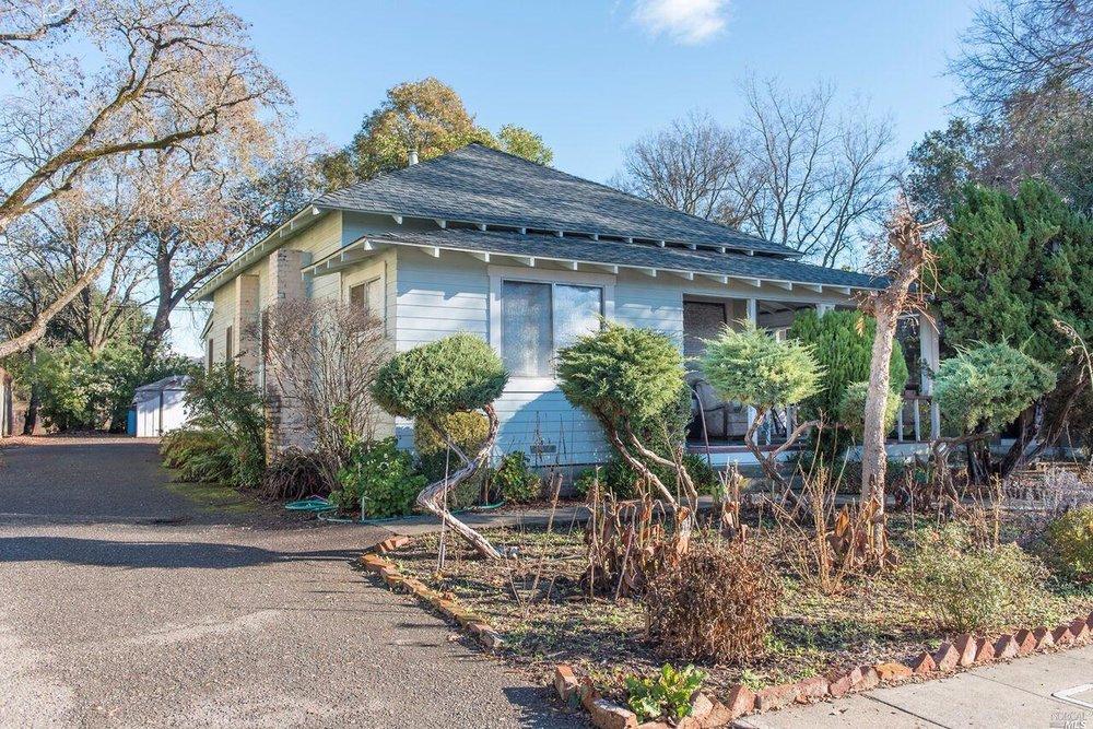 Healdsburg - Sold for $862,950