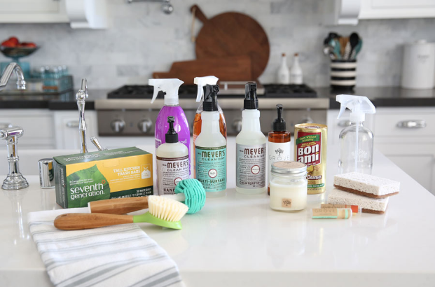 Monthly Clean - This is a general cleaning that works really well for people who need an extra set of hands in the house every so often. While this is not a full deep clean, it does include all of the basics with some focused attention on typical