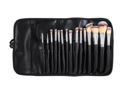 This Morphe vegan brush set was gifted to me and were my first set of REAL brushes!
