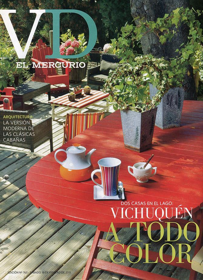 Revista Vivienda & Decoración