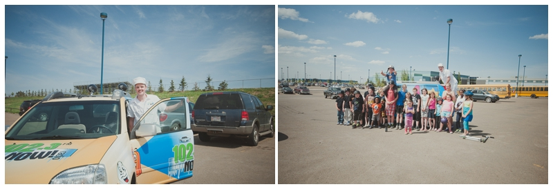 Edmonton Now RadioTrucksicle & Kids