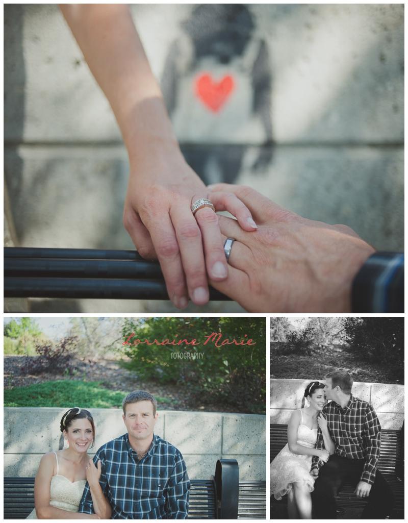 edmonton elopement photos