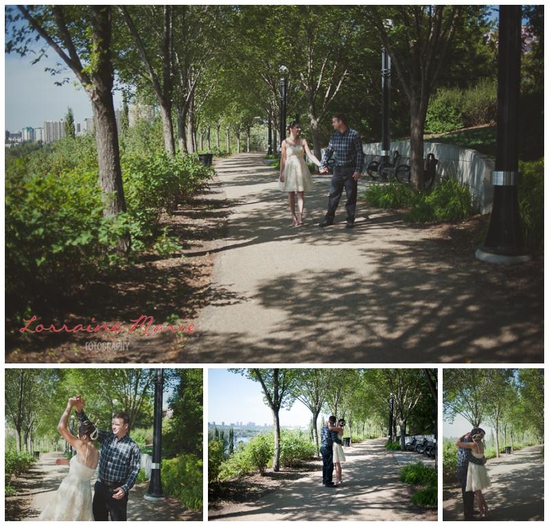 edmonton dancing in the park