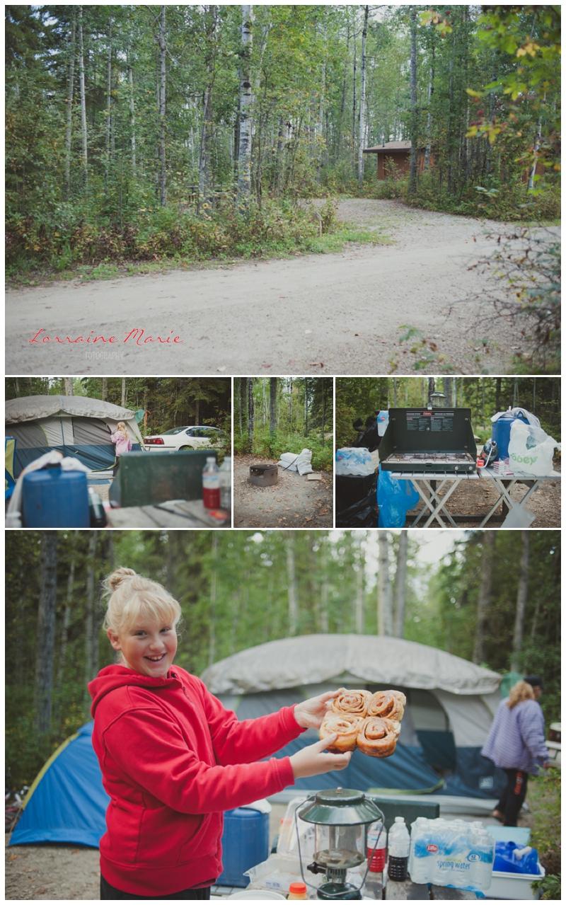 wabamun lake camping