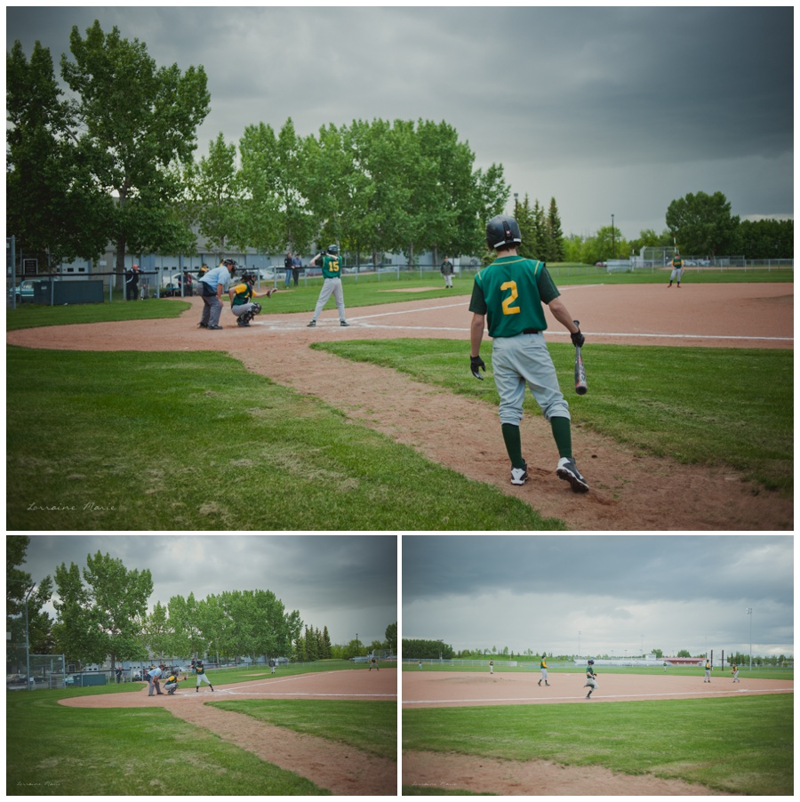 sherwood park family photographer. baseball