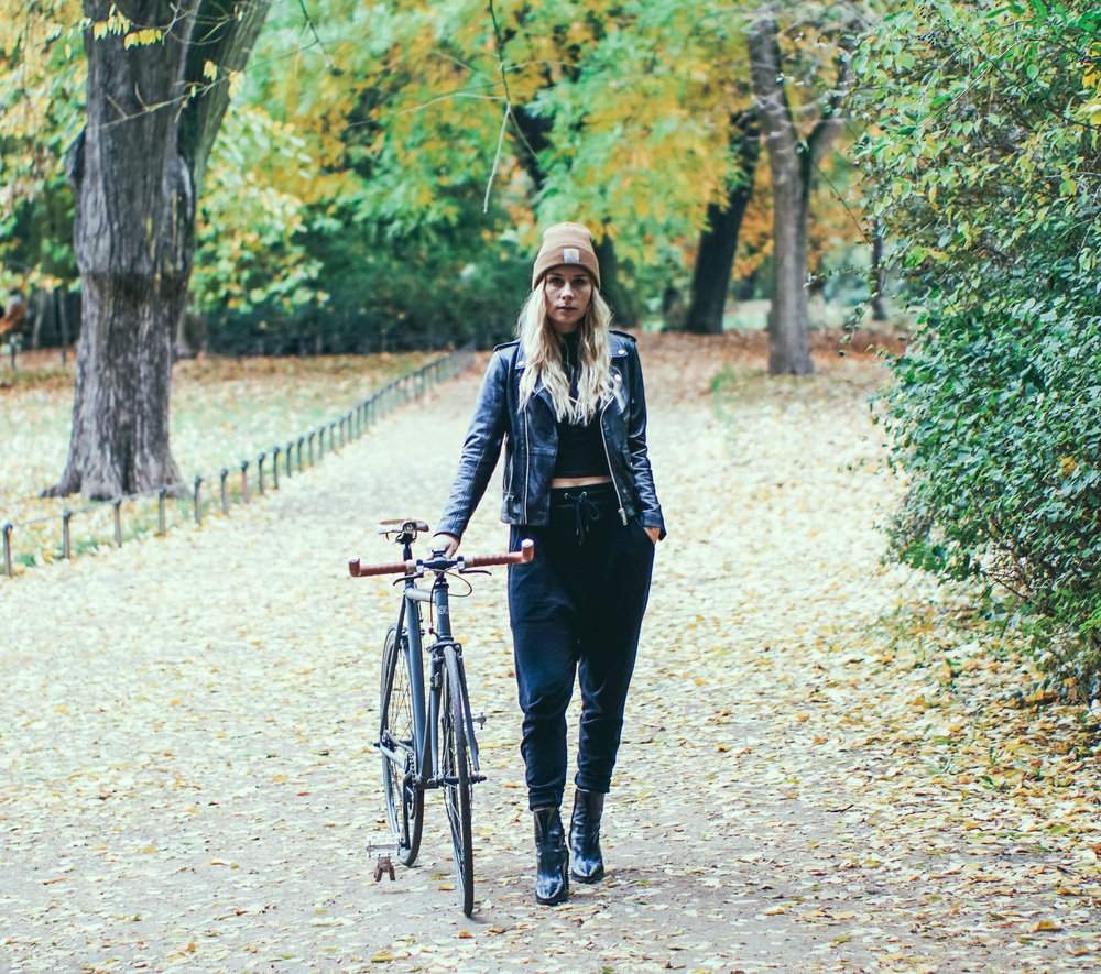 Weekend Outlook with Bike