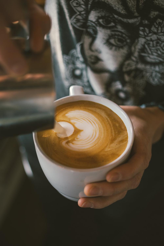 LOGAN HOUSE COFFEE CO. -