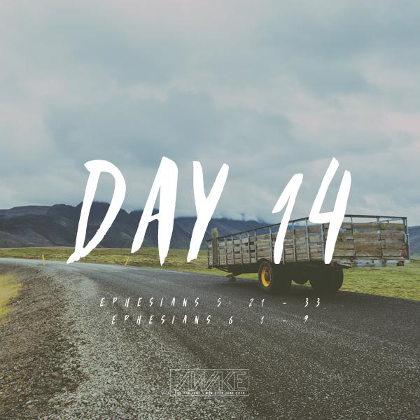 Day Fourteen