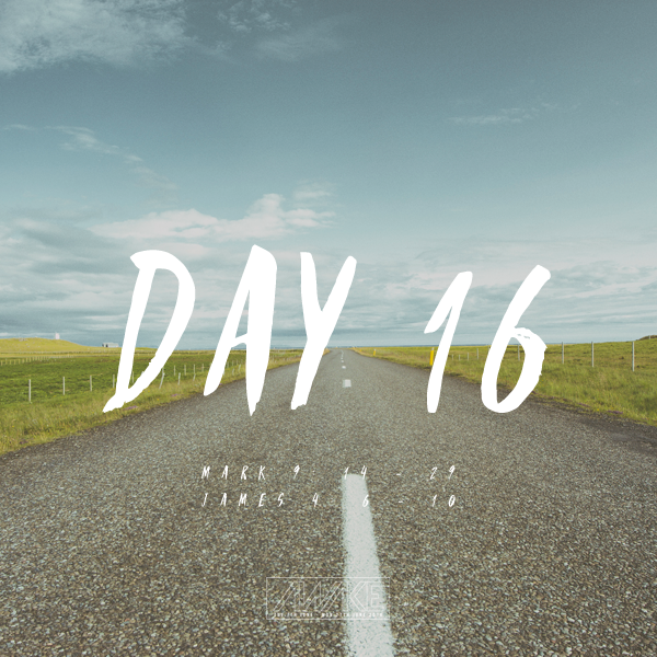 Day Sixteen