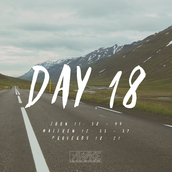 Day Eighteen