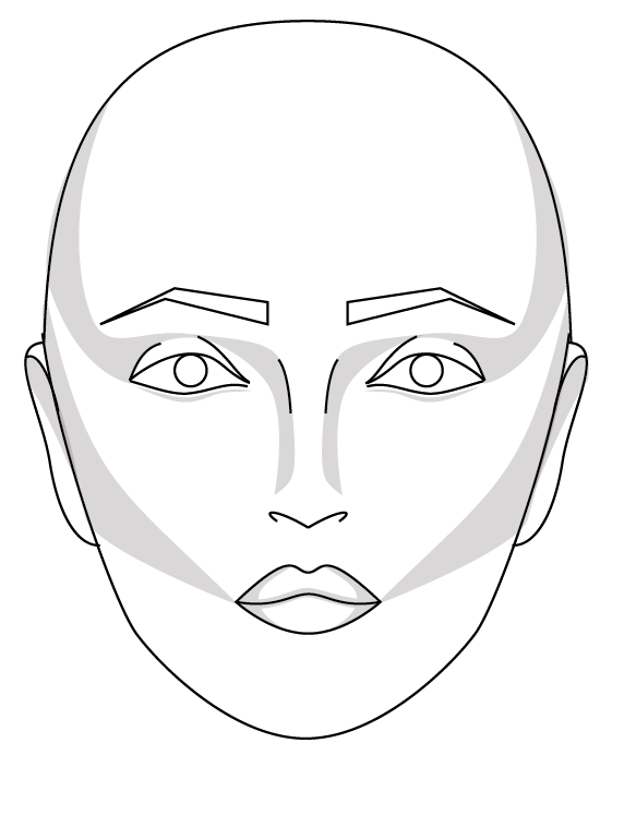 5:  Final result of contouring is shown for your reference