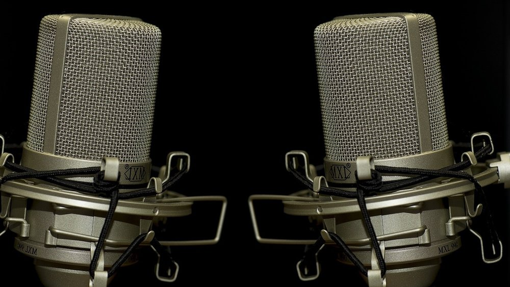 Voice-Over Microphone Training Tutorial Lesson