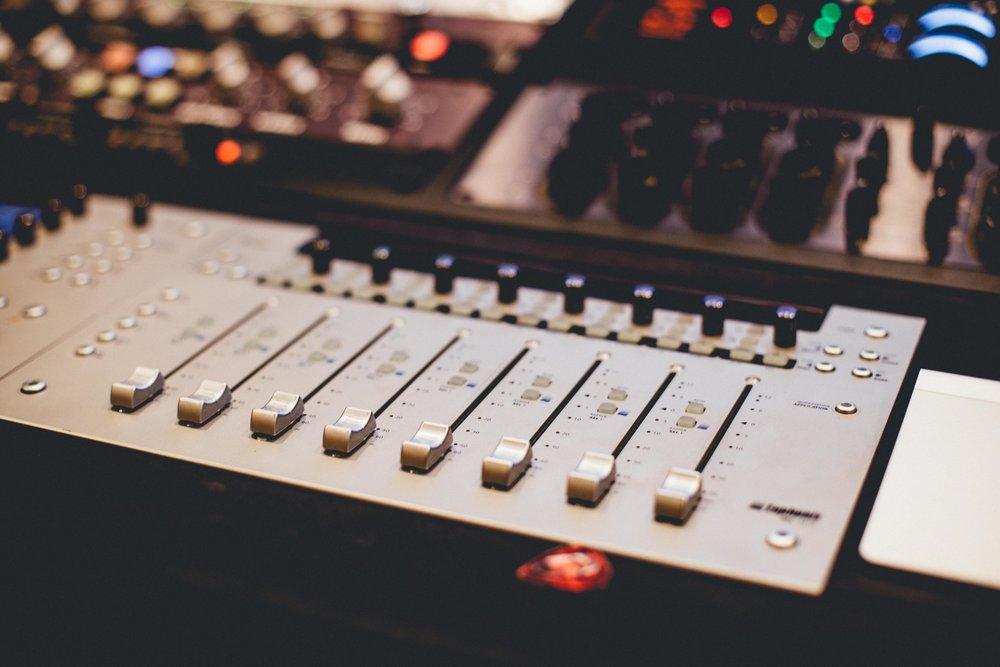 VO Home Recording Studio