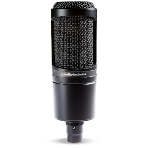 Voice Over Microphone AT2020