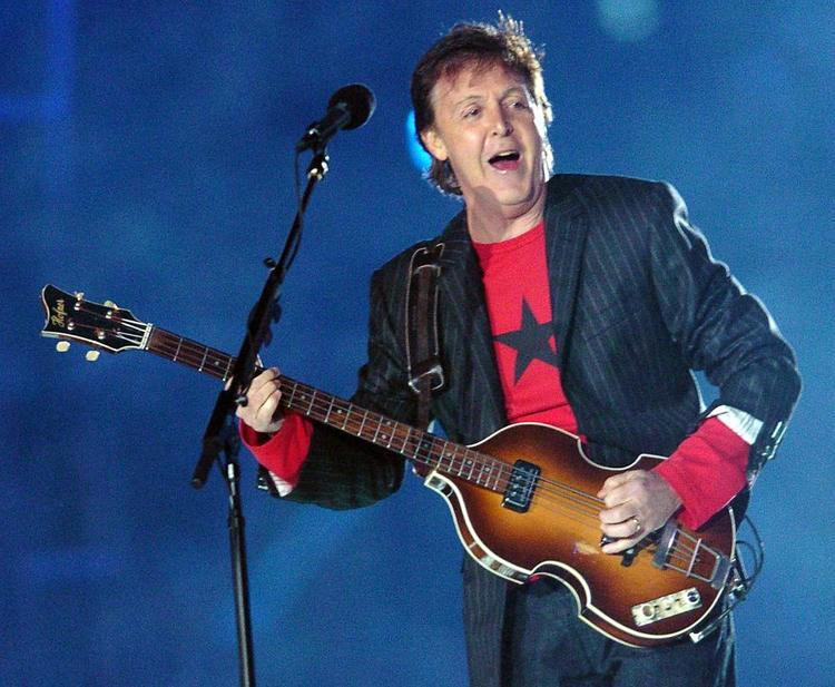 Paul McCartney Super Bowl Halftime Show Don Mischer Productions