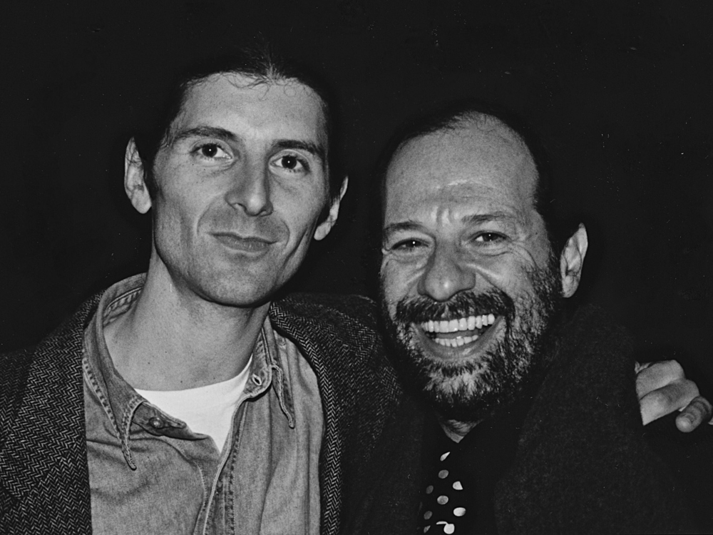 Many moons ago…with Joāo Bosco.