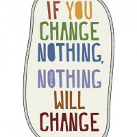 be the Change For Good Today