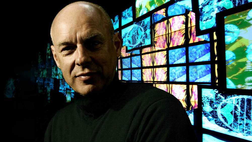 Brian Eno created the Windows 95 Startup sound.