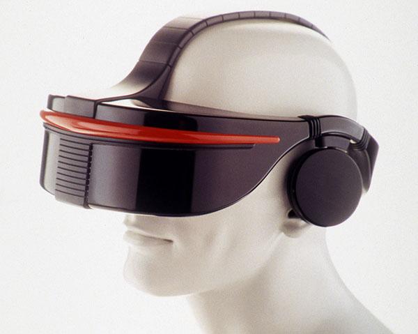 Sega VR Headset