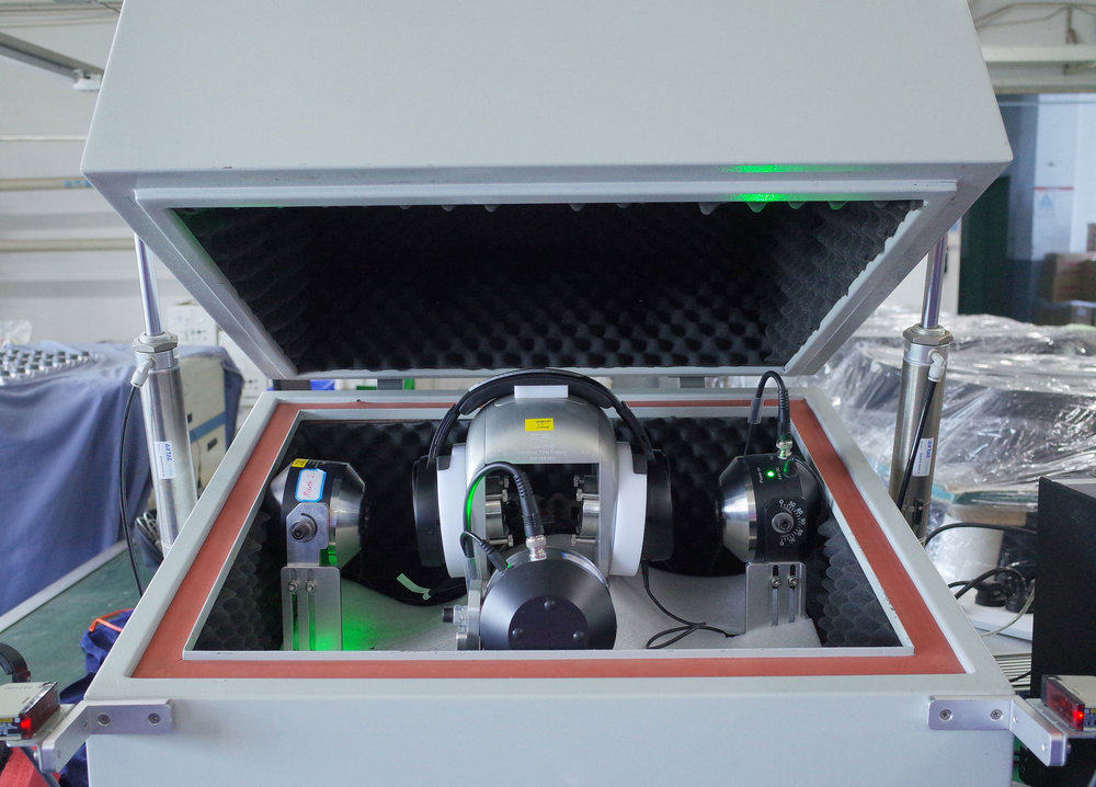 Soundproof Testing Box