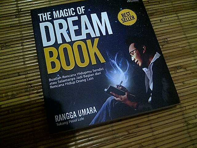 dream book rangga umara