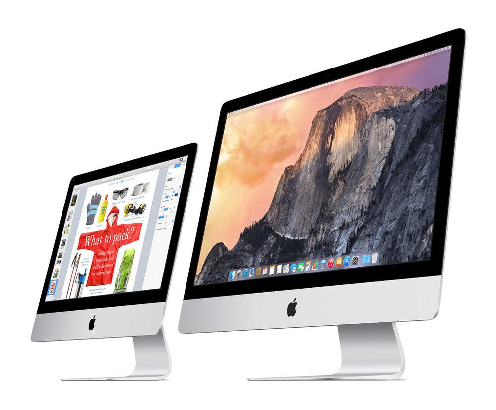 Apple iMac27 - iMac21