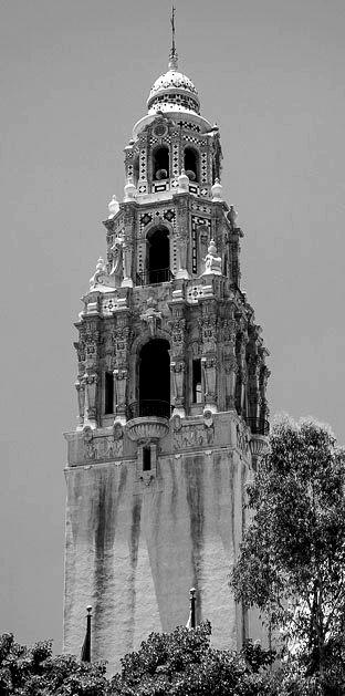 California Bell Tower