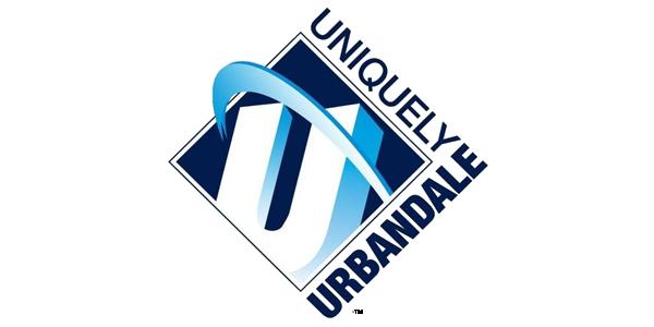 Uniquely Urbandale Chamber logo