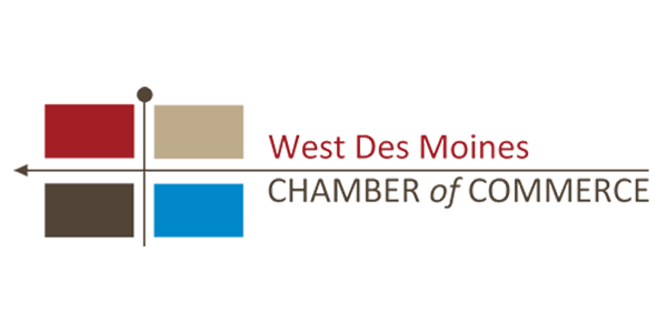 West Des Moines Chamber of Commerce logo