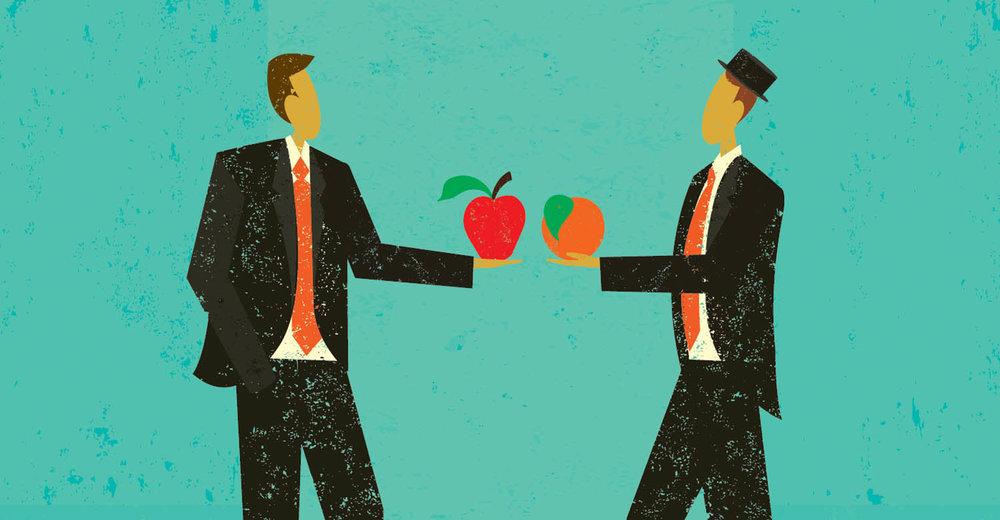 Broker vs Direct Writer, Comparing Apples to Oranges