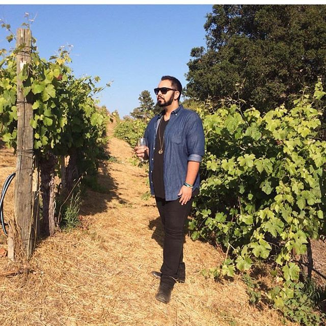 Quiet the mind and the soul will speak! Rise and shine. #winetime . . @brunoleandro #thoughtful #winewednesday #winetasting A still through the #vineyards #malibu #malibuwinesafari #roseallday #california #socal