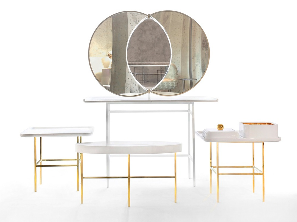 Olympia Dressing Table    by Sé