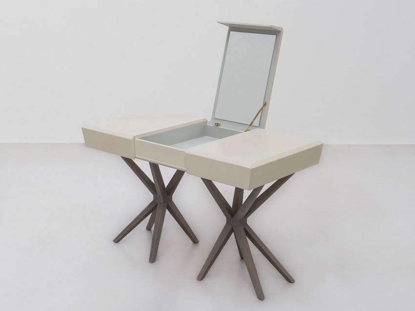 Kiss Kiss Dressing Table  by Marc de Berny
