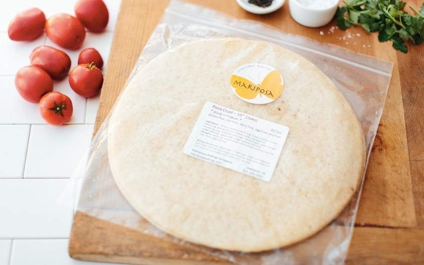 Mariposa Baking Gluten-Free Pizza Crust
