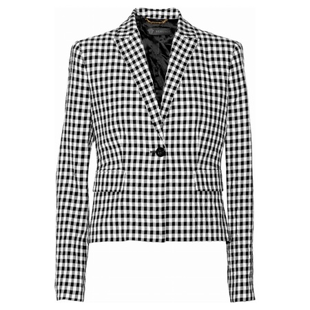 PLAID BLAZER B+W.jpg