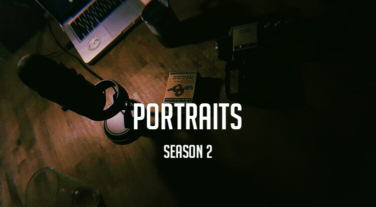Check out the new season of #Portraits!