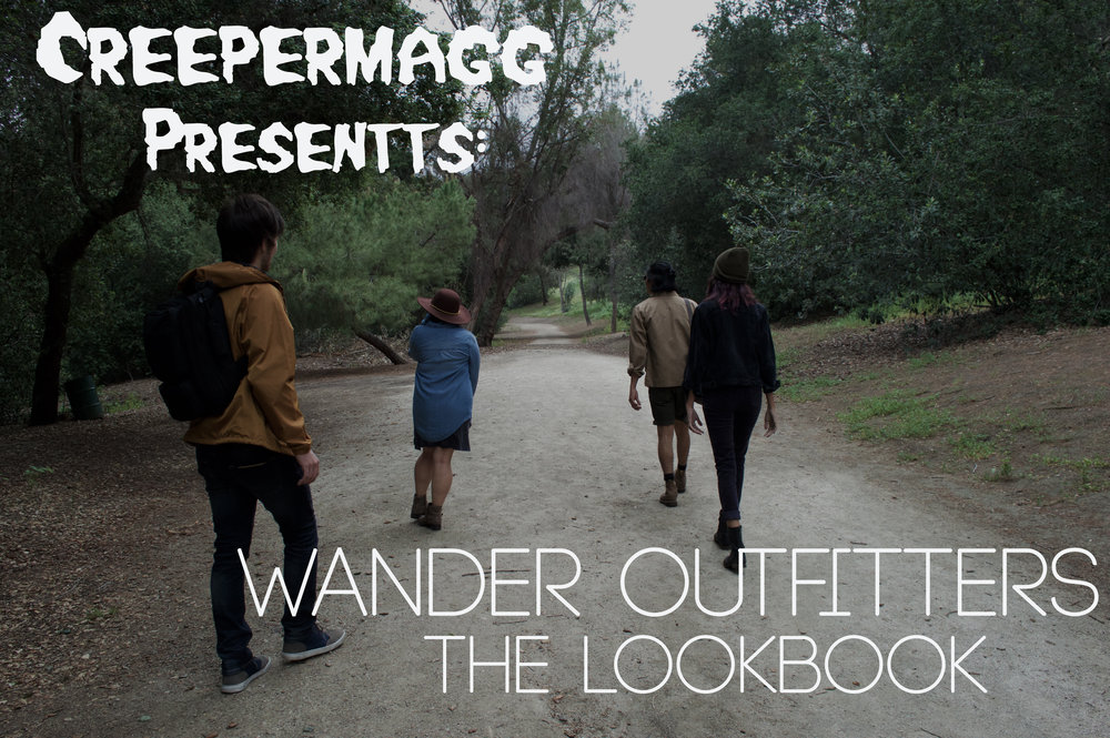 Wander Outfitters - Lookbook
