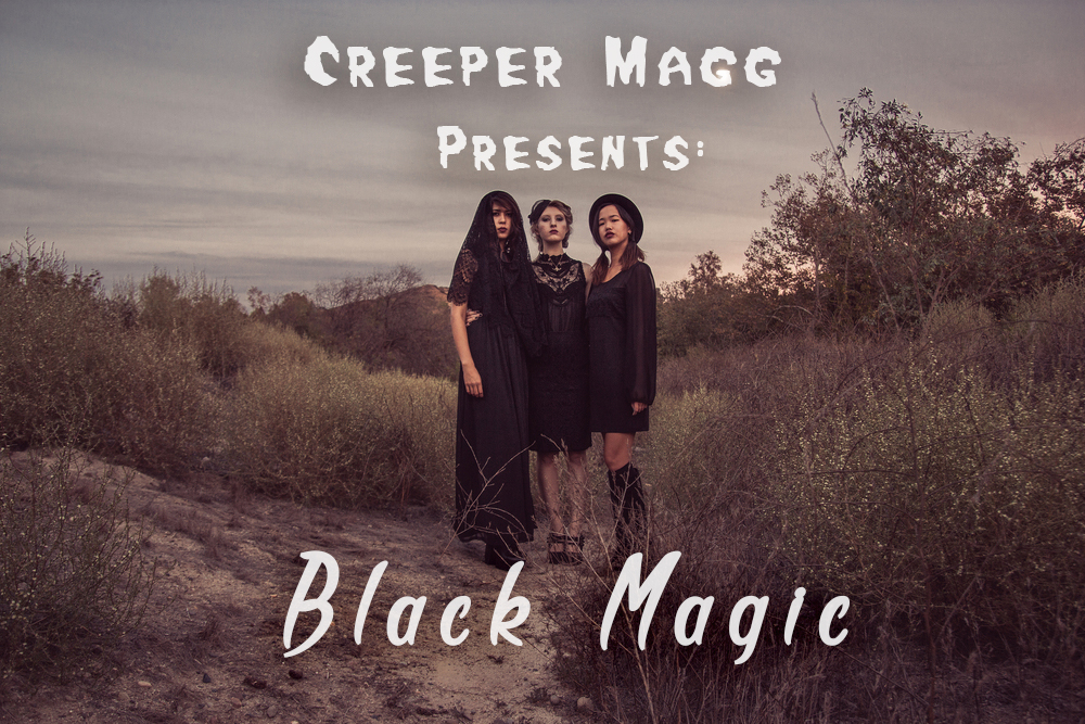 Black Magic - Photoshoot