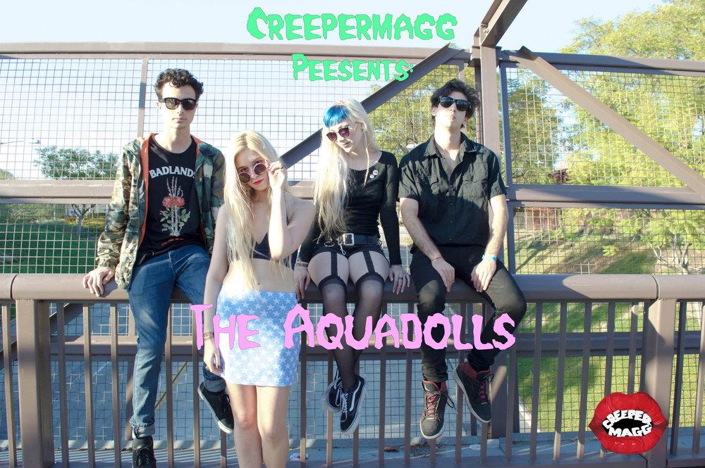 The Aquadolls I - Q & A / Photoshoot