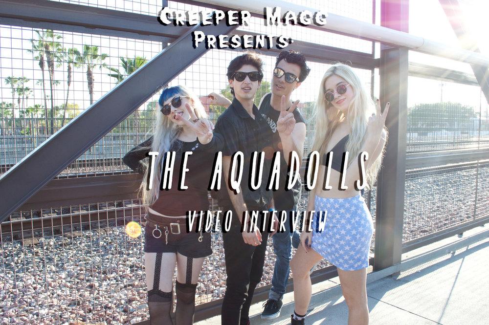The Aquadolls II - Interview