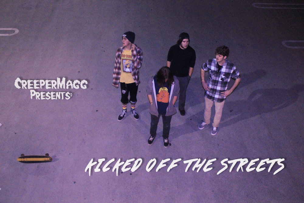 Kicked off the streets - Interview