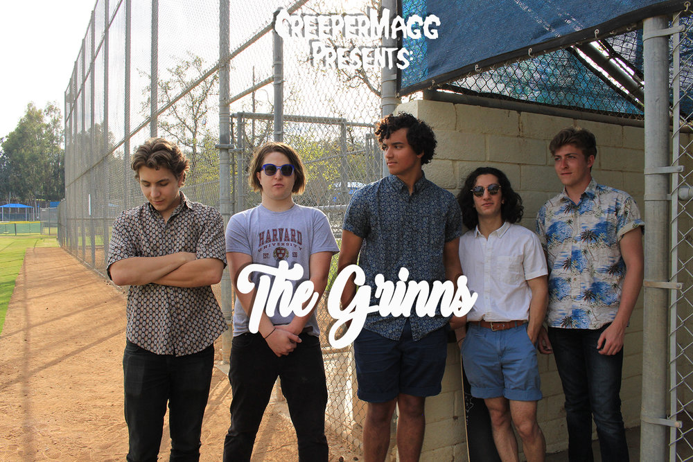 The Grinns - Interview