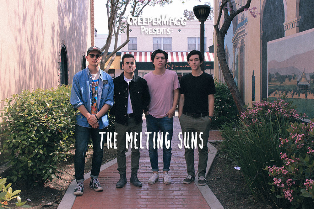 The Melting suns - Interview