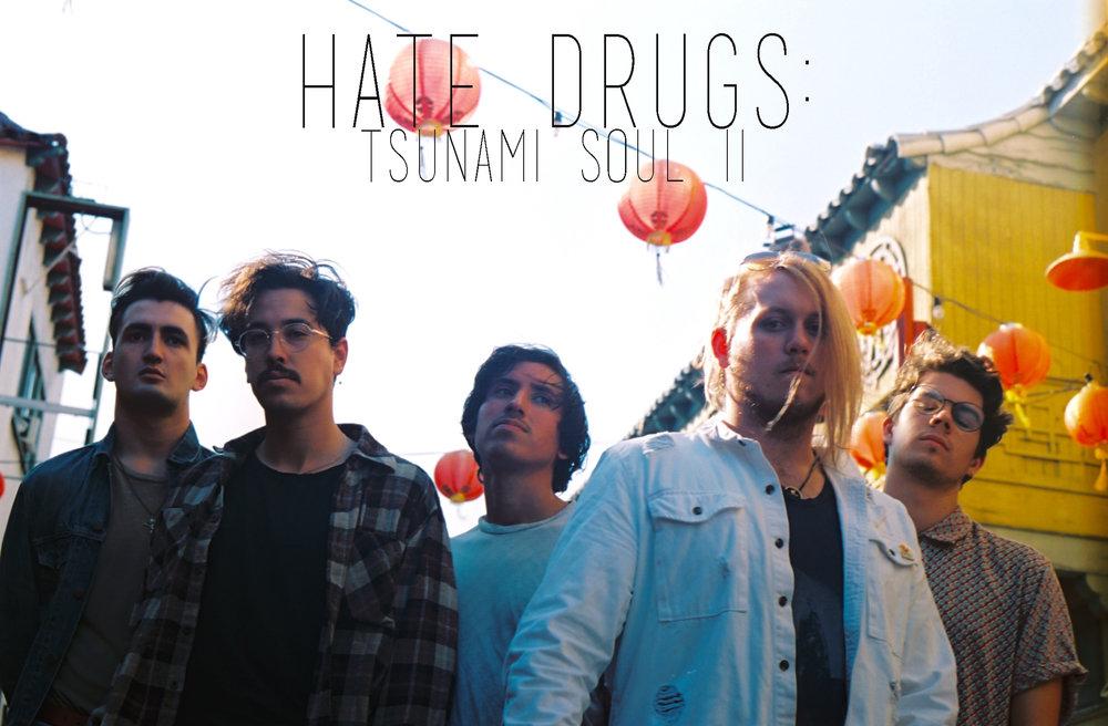 Hate Drugs:Tsunami Soul - Album Review