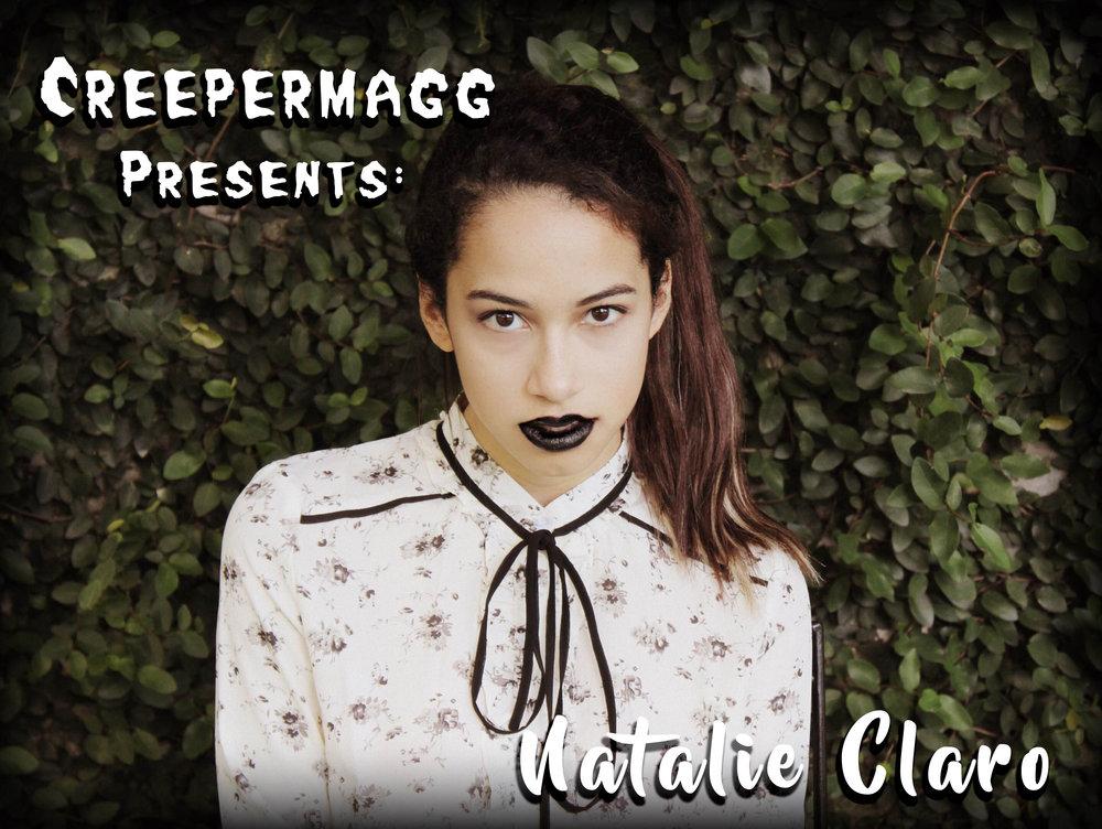 Natalie Claro - Q & A