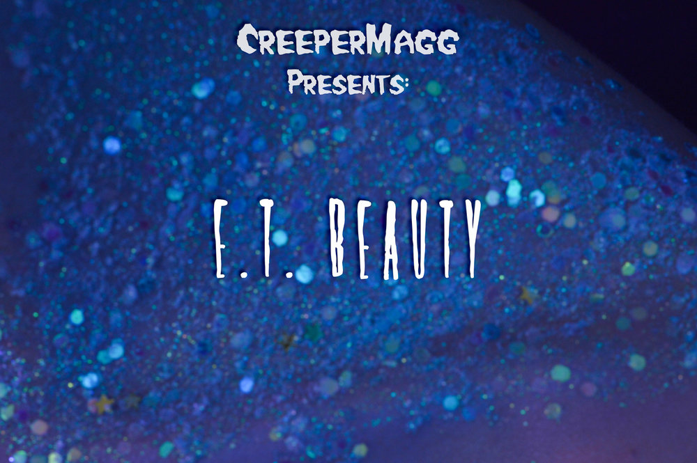 E.t. Beauty - Beauty Shoot