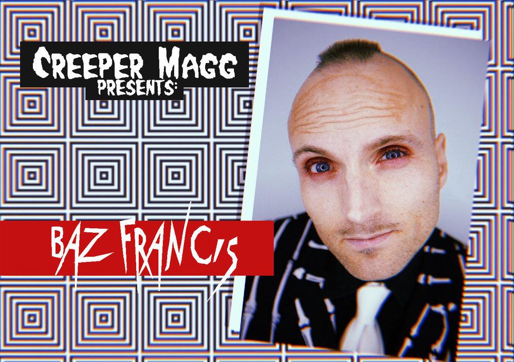 Baz Francis - Q & A / Album Review